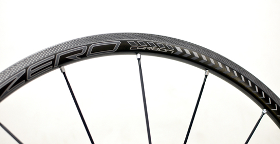 Fulcrum Racing Zero Carbon Clincher フルクラム レーシング ゼロ カーボン クリンチャー イメージ